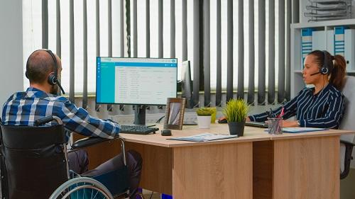 intérêt d'une sensibilisation au handicap en entreprise